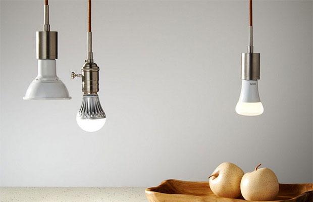 Светодиодные лампы могут иметь как широкий угол свечения, так и узконаправленный спектр