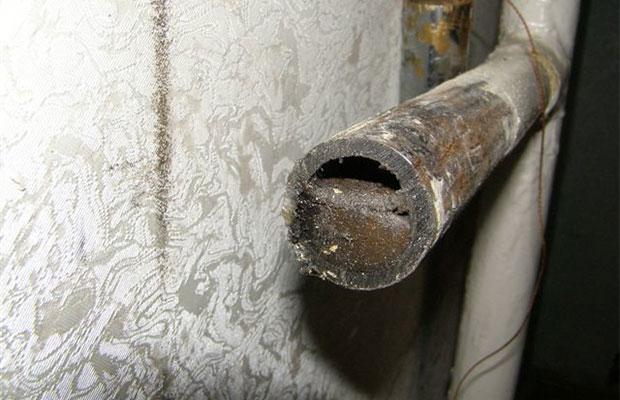 Засоры в системе отопления негативно влияют на ее функционирование