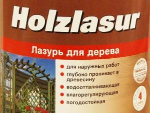 «Holzlasur»