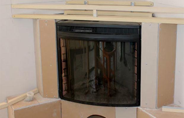 В качестве генератора тепла можно использовать электрический конвектор или инфракрасный нагреватель