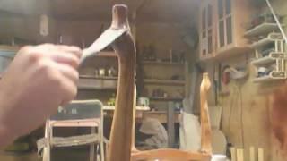 Снятие старого лака с мебели