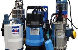 Погружные насосы для водоснабжения дома