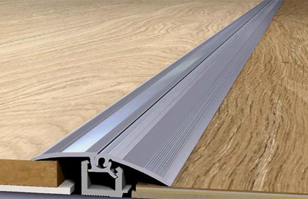 Алюминиевый переходной порожек