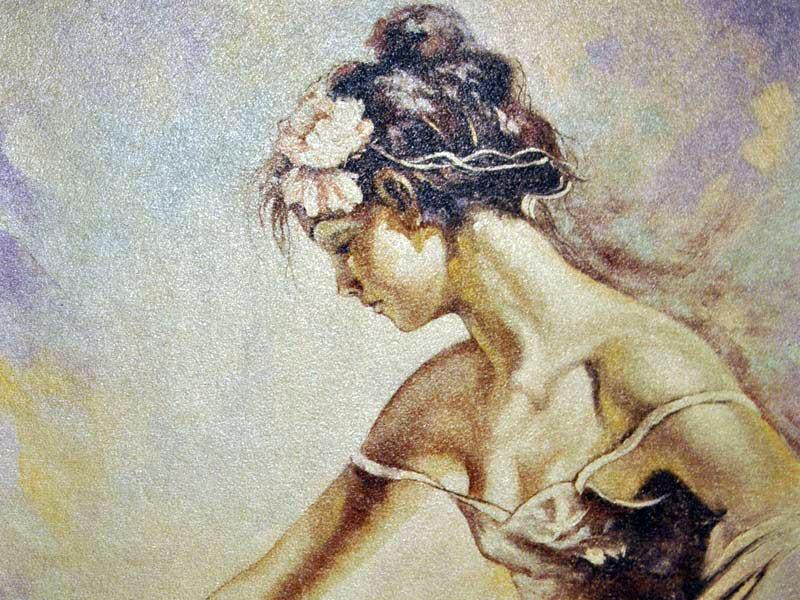 Портретная фреска