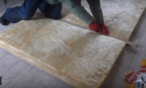 Утепление мансарды изнутри, если крыша уже покрыта – нюансы процесса и выбор теплоизоляционного материала