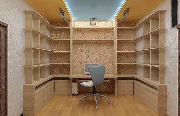 Делаем мебель из ДСП - удобный стол
