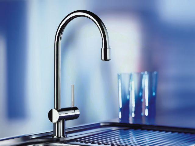 Как поменять кран водопроводный на кухне