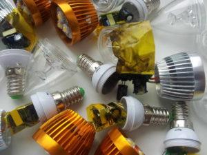 Почему перегорают светодиодные лампы в квартире
