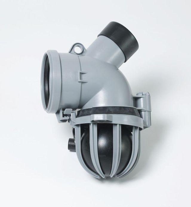 Обратный клапан для системы дренажа