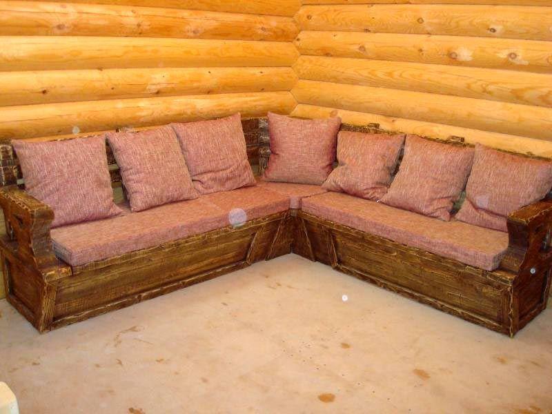 Для комфортного отдыха применяются мягкие подушки