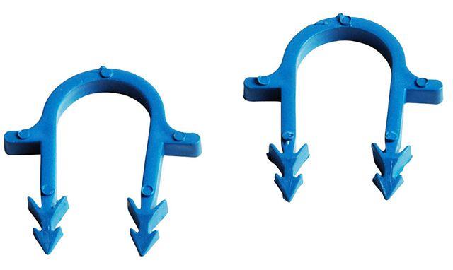 Гарпун-скобы для фиксации труб теплого пола