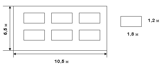 Как посчитать квадратные метры пола
