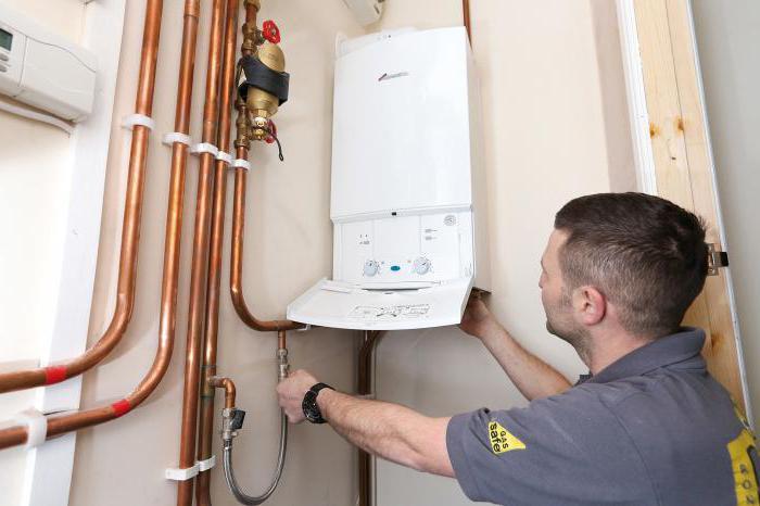 Как установить газовую колонку в квартире