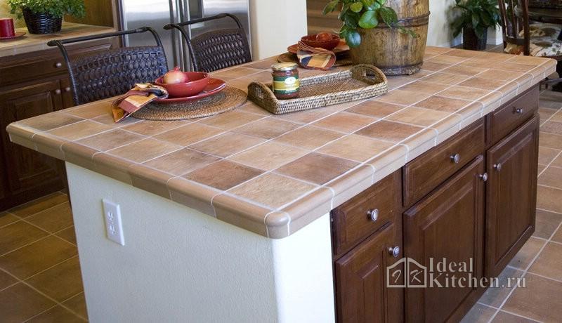 Отличие керамической плитки от керамогранита