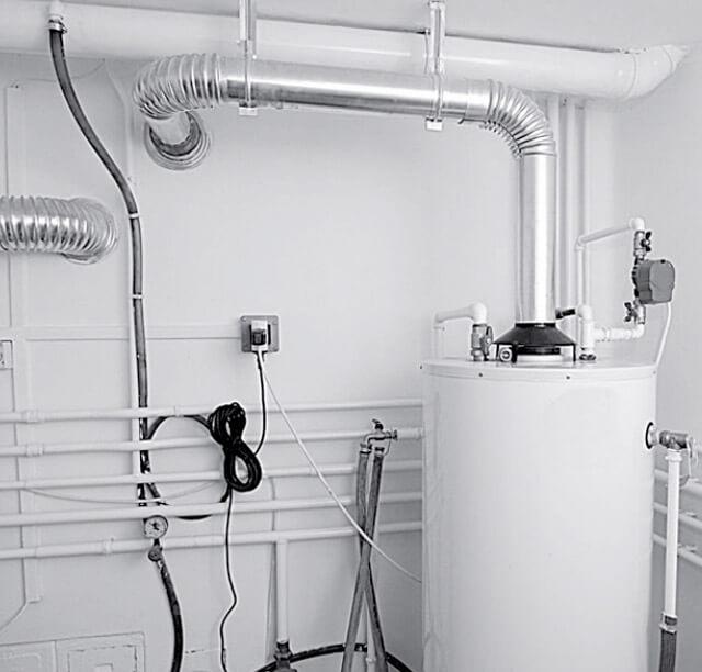 воздуховод для газового котла в частном доме