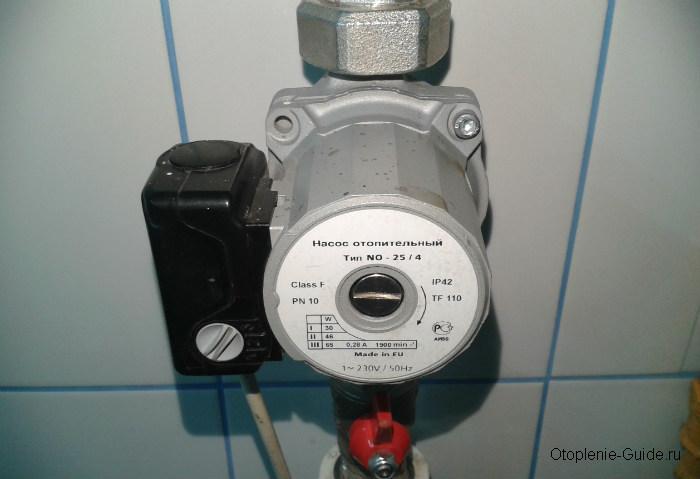 Циркуляционные насосы для систем отопления как выбрать