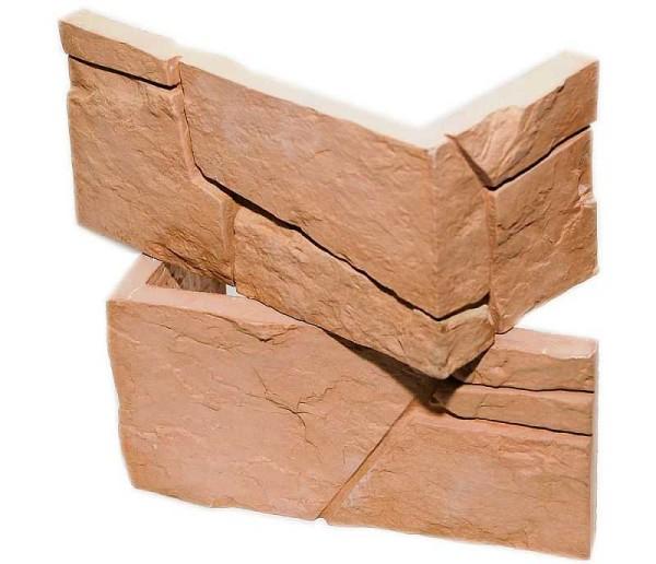 Угловые элементы в декоративном камне