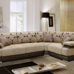 диван в разных стилях