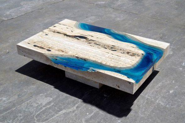 дизайн стола