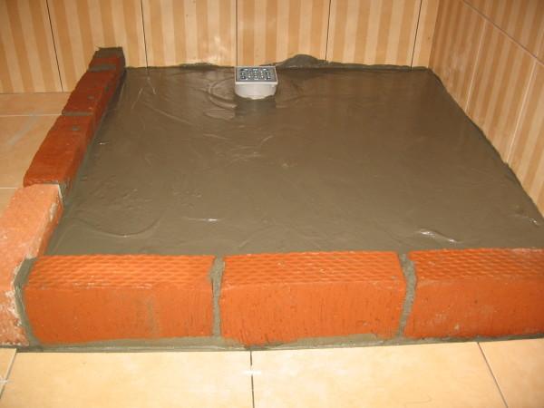 Для большей надежности лучше сделать бетонное основание.