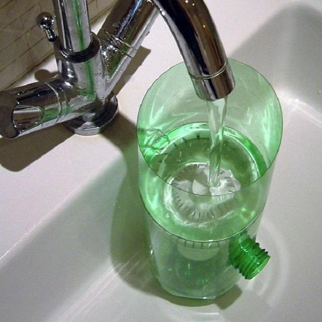 Фильтр для воды своими руками