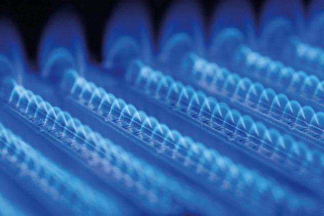 Расход газа на отопление дома 100 м²