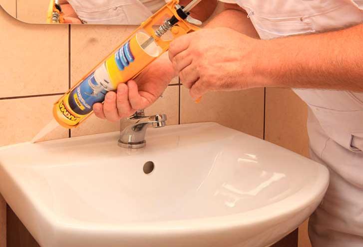 Герметик силиконовый водостойкий инструкция по применению