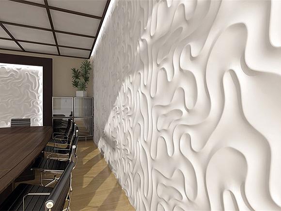 Декоративный гипсовый 3Д камень