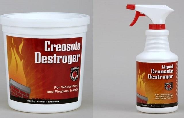 Креозот — эффективное, но опасное в применении средство.