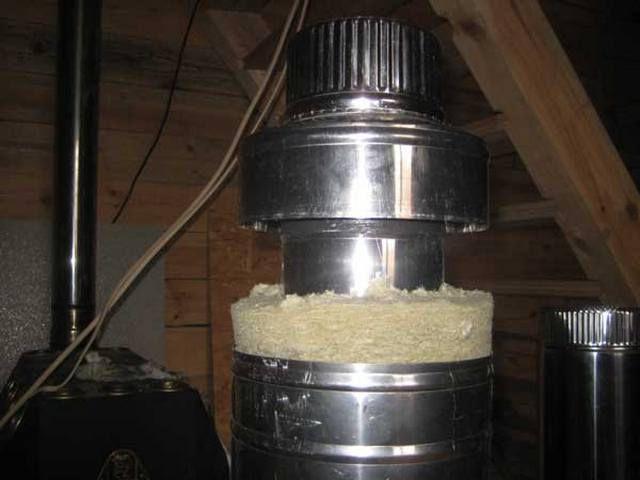 Стартовая заглушка надежно прикроет слой термоизолятора