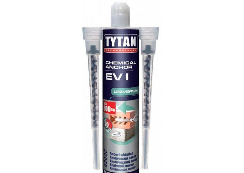 «Титан EV-I» схватывается всего за 3 минуты