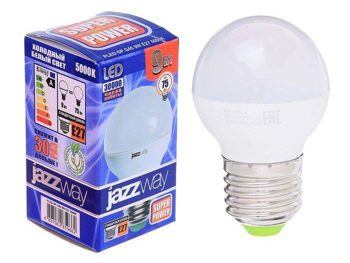 На упаковке большинства светодиодных ламп указывается масса информации. Причем, как достоверной, так и весьма спорной.