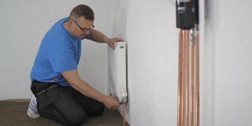 радиаторы отопления в загородном доме