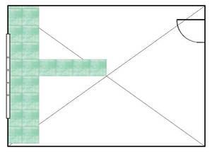 Ращновидности потолочной плитки