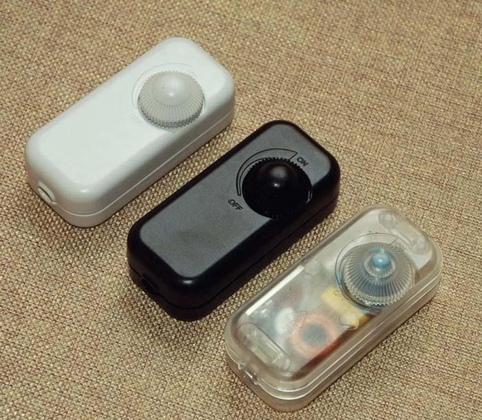 диммер в коробочке без проводов для настольной лампы или лампы ночника