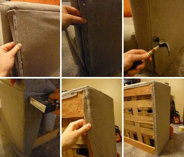 Процесс реставрации: пошаговая инструкция