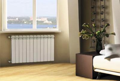 Выбираем биметаллические радиаторы отопления