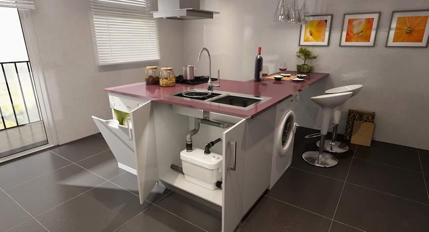 Кухонные насосы имеют множество достоинств