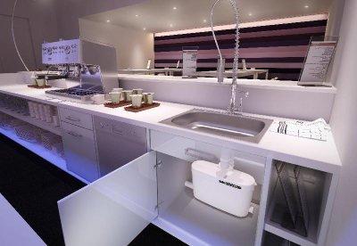 Кухонная разновидность насоса для канализации