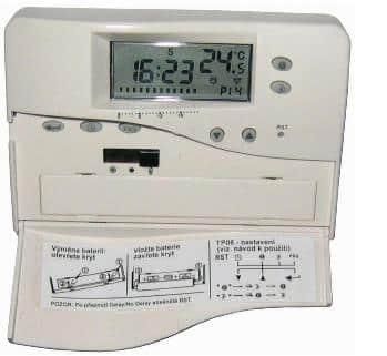 Программируемый регулятор температуры