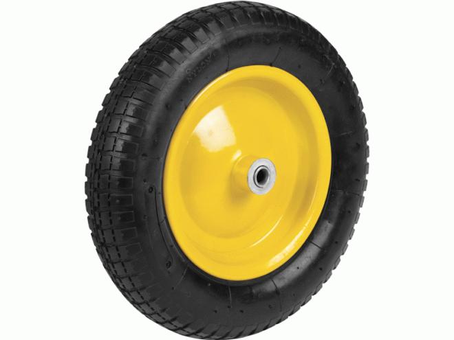 колесо для садовой тачки