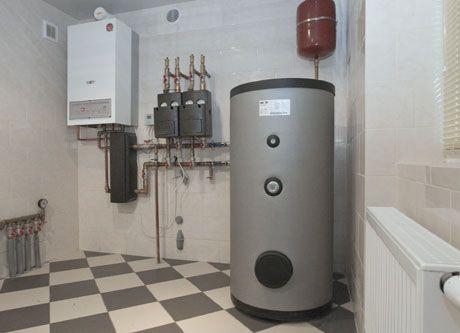 оборудование газовой котельной частного дома