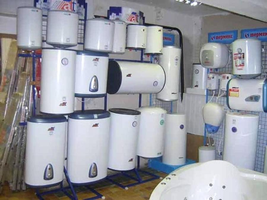 Бытовые водонагреватели