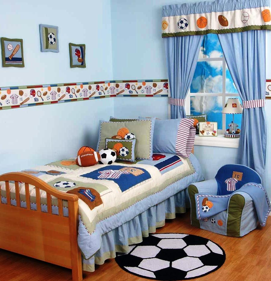 красивая детская спальня для ребенка картинка