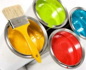 Средняя цена в магазинена акриловую краску для стен и ее расход на м2