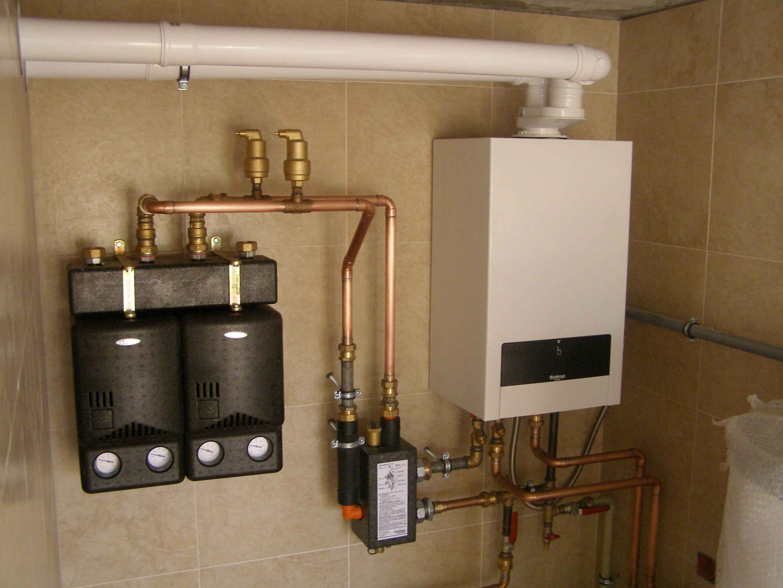 Вентиляционная система в частном доме для газового котла