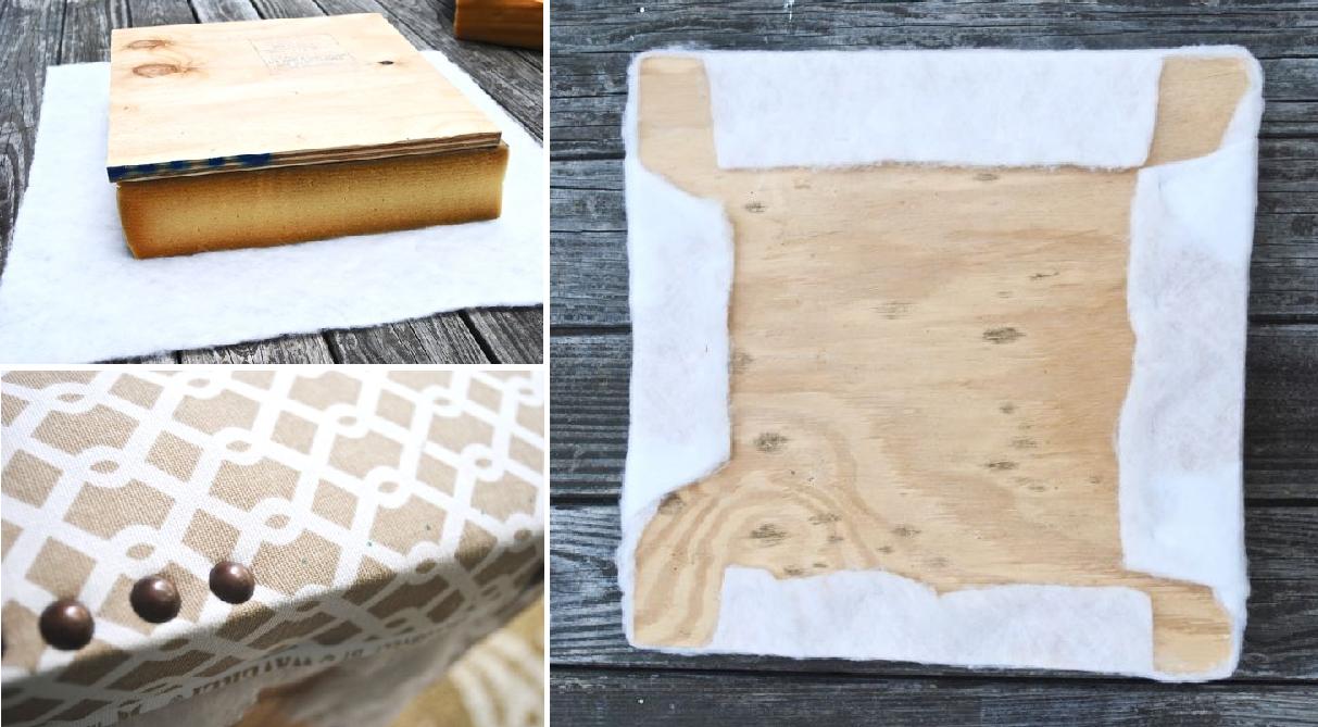 Как изготовить пуфик самостоятельно: 5 оригинальных вариантов
