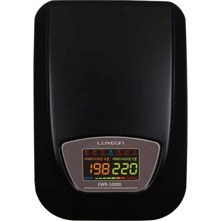 Электронный стабилизатор Luxeon EWR-10000