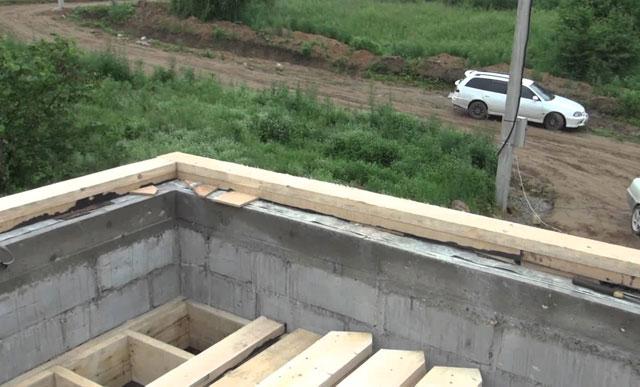 мауэрлат что это такое в строительстве