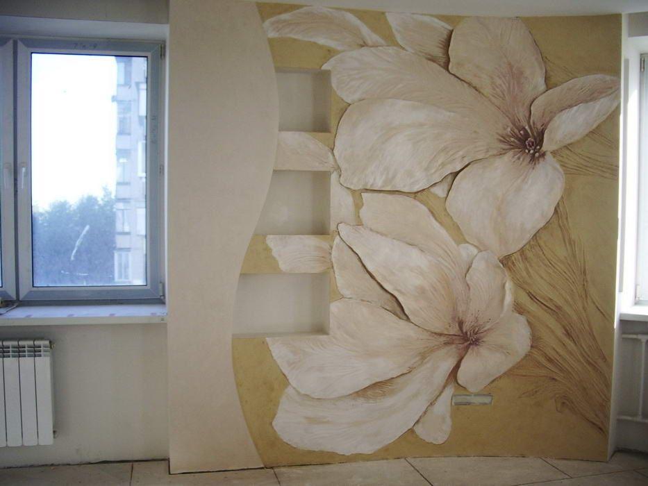 стена фреска